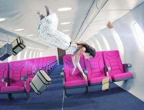 פציעה בטיסה