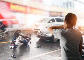 פיצוי בגין תאונת אופנוע