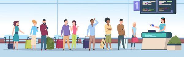 חוק שירותי תעופה - עיכוב טיסה